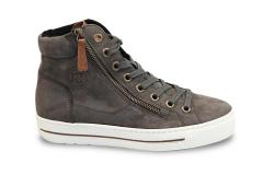 Paul Green Damesschoenen Sneakers grijs