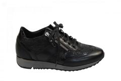DL Sport Damesschoenen Sneakers zwart