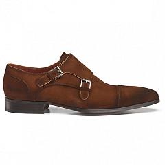 Greve Herenschoenen Gesp schoenen bruin