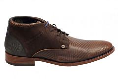 Rehab Footwear Herenschoenen Veterlaarzen bruin