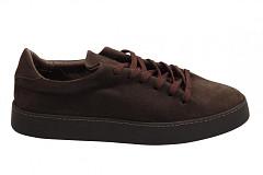 H32sneakers Herenschoenen Sneakers bruin