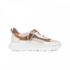 H32sneakers Damesschoenen Sneakers beige