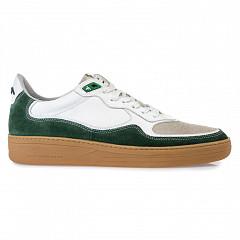 Floris van Bommel Herenschoenen Sneakers groen