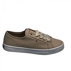 Tommy Hilfiger Damesschoenen Sneakers beige