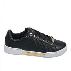 Tommy Hilfiger Damesschoenen Sneakers zwart