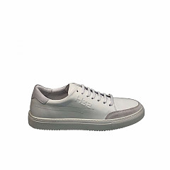H32sneakers Herenschoenen Sneakers wit