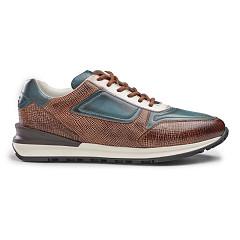 Greve Herenschoenen Sneakers blauw