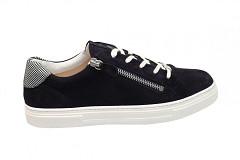 Hassia Damesschoenen Sneakers blauw