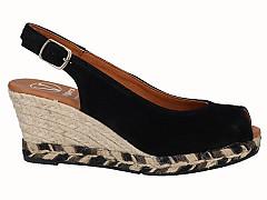 Viquera Damesschoenen Sandalen zwart