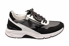 Gabor Damesschoenen Sneakers zwart