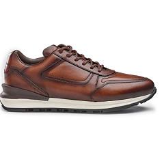 Greve Herenschoenen Sneakers bruin