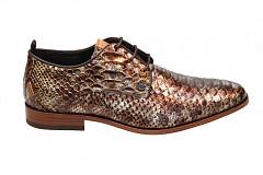 Rehab Footwear Herenschoenen Veterschoenen goud