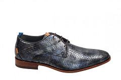 Rehab Footwear Herenschoenen Veterschoenen grijs