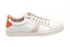 Blackstone Shoes Herenschoenen Sneakers wit