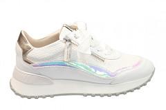 DLSport Damesschoenen Sneakers wit