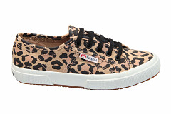 Superga Damesschoenen Sneakers bruin
