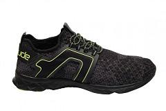 Hey Dude Herenschoenen Sneakers zwart