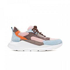 H32sneakers Damesschoenen Sneakers blauw