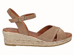 Viguera Damesschoenen Sandalen beige