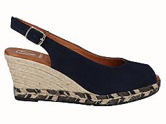 Viguera Damesschoenen Sandalen blauw