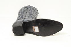 Sendra Damesschoenen Laarzen blauw 11627 Debora NL flex 294080010