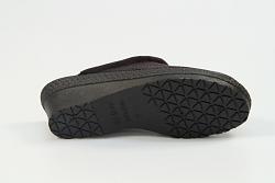 Rohde Pantoffels zwart 6142 521010008
