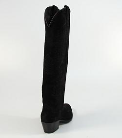 Sendra Damesschoenen Laarzen zwart 15821 Debora NL 292010119
