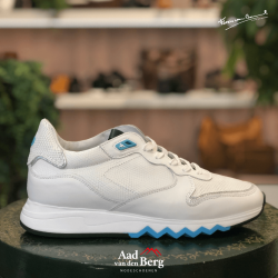 Floris van Bommel Damesschoenen Sneakers wit 85302/04 231040186