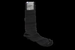 Greve Sokken & Kousen zwart smoking sok knie lang 700010023