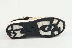 Shoecolate Damesschoenen Sneakers beige 8.20.04.080 231031018
