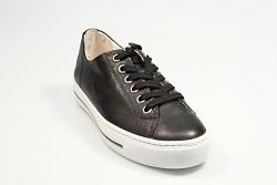 Paul Green Damesschoenen Sneakers zwart 4704 231010169