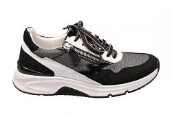 Gabor Damesschoenen Sneakers zwart 66.898 231010172