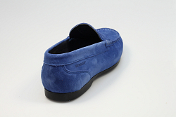 Sebago Herenschoenen Instappers blauw Byron 311081022