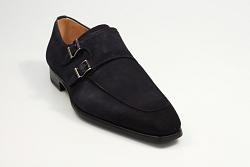 Magnanni Herenschoenen Gesp schoenen blauw 23696 270 thunder 321080006
