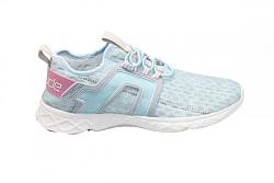Hey Dude Damesschoenen Sneakers blauw Mistral 12108 231081021