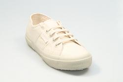 Superga Damesschoenen Sneakers beige 2750 cotu classic 231030056