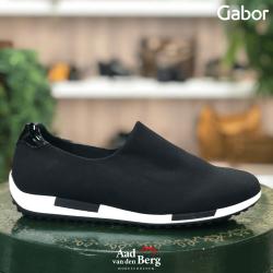 Gabor Damesschoenen Sneakers zwart 62.052 Florenz 231010135