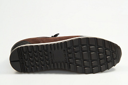 Hassia Damesschoenen Sneakers bruin