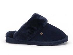 Warmbat Pantoffels blauw Flurry 521080001