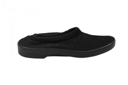 Arcopedico Damesschoenen Instappers zwart new sec classic 1141 211010084