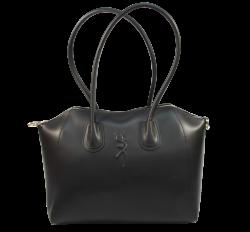 Redibo Dames tassen zwart Lulu 620010177