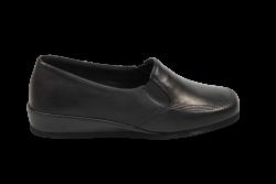 Rohde Pantoffels zwart 6303 520010003