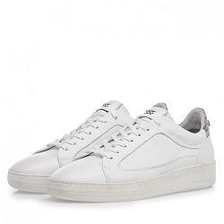 Floris van Bommel Herenschoenen Sneakers wit 13265/00 331040075