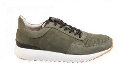 Blackstone Shoes Herenschoenen Sneakers groen TG02 331070049
