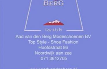 Aad van den Berg Modeschoenen op SBS6 summer trends
