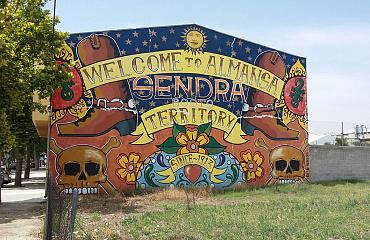 Sendra fabriek bezoek Almansa Spanje