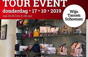 Red bag on tour event 17-10-2019