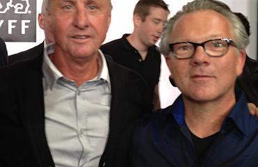 Johan Cruyff bijzondere ontmoeting Time to get dresed