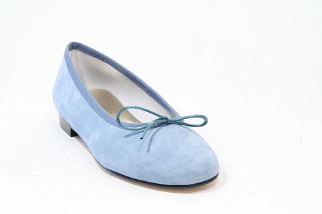 Aad van den Berg Modeschoenen Damesschoenen Instappers blauw 24178 c fmc 210081004