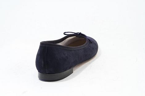 Aad van den Berg Modeschoenen Damesschoenen Instappers blauw 24178 c fmf 210080007